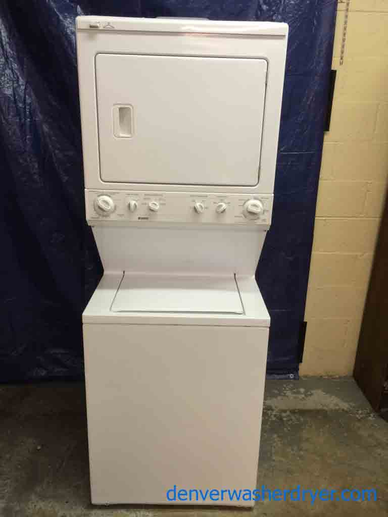 12 types stacking washer dryer full size