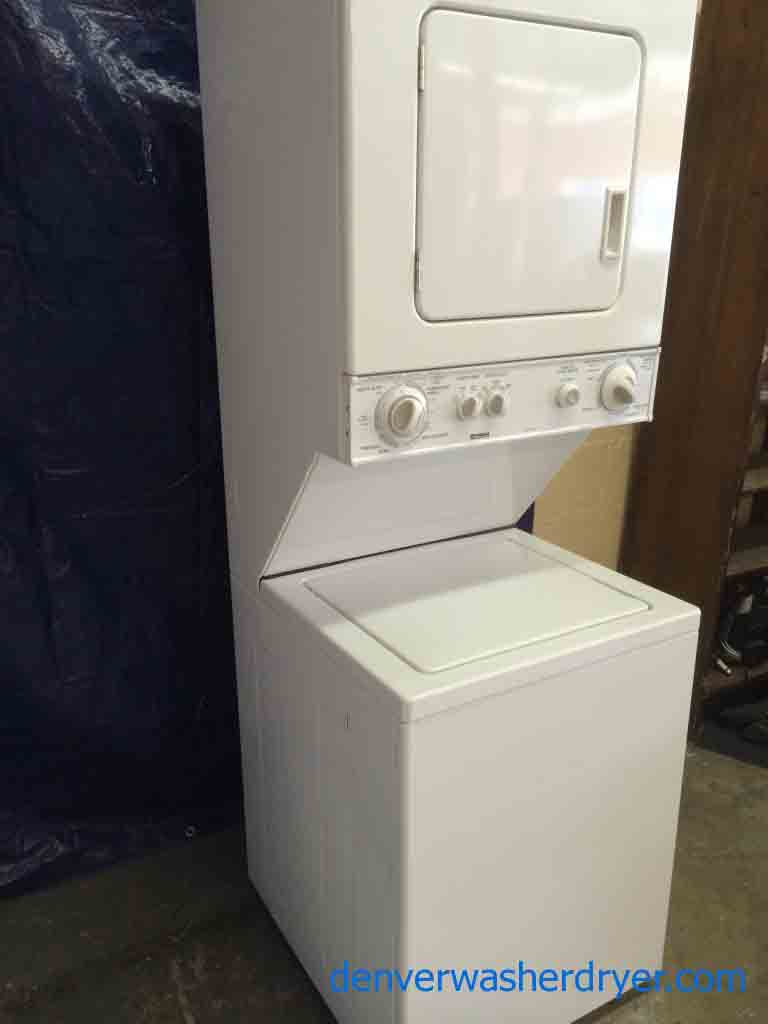 Large Images for Apartment Sized 24″ Washer/Dryer Stackable Unit ...