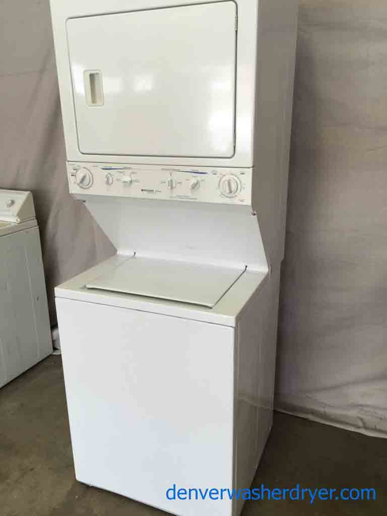 Washer And Dryers Stackable Washer And Dryer Combo