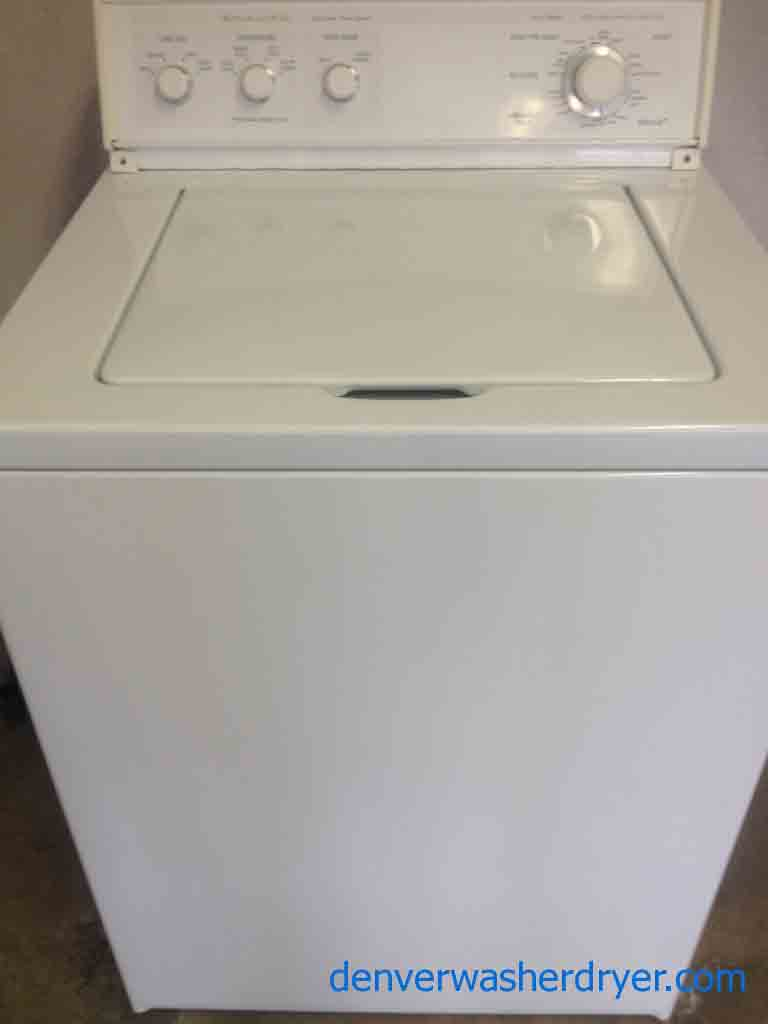 Kitchen Aid Dryer