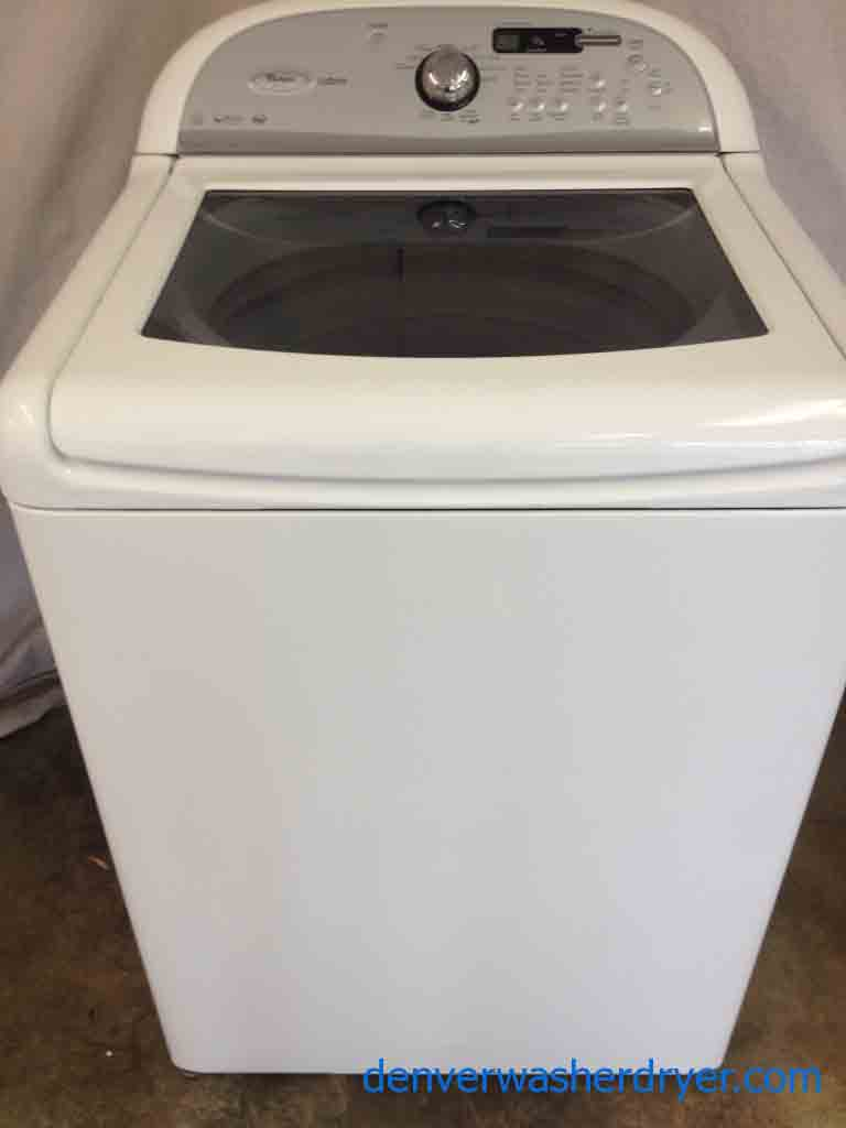 picture of washer and dryer
