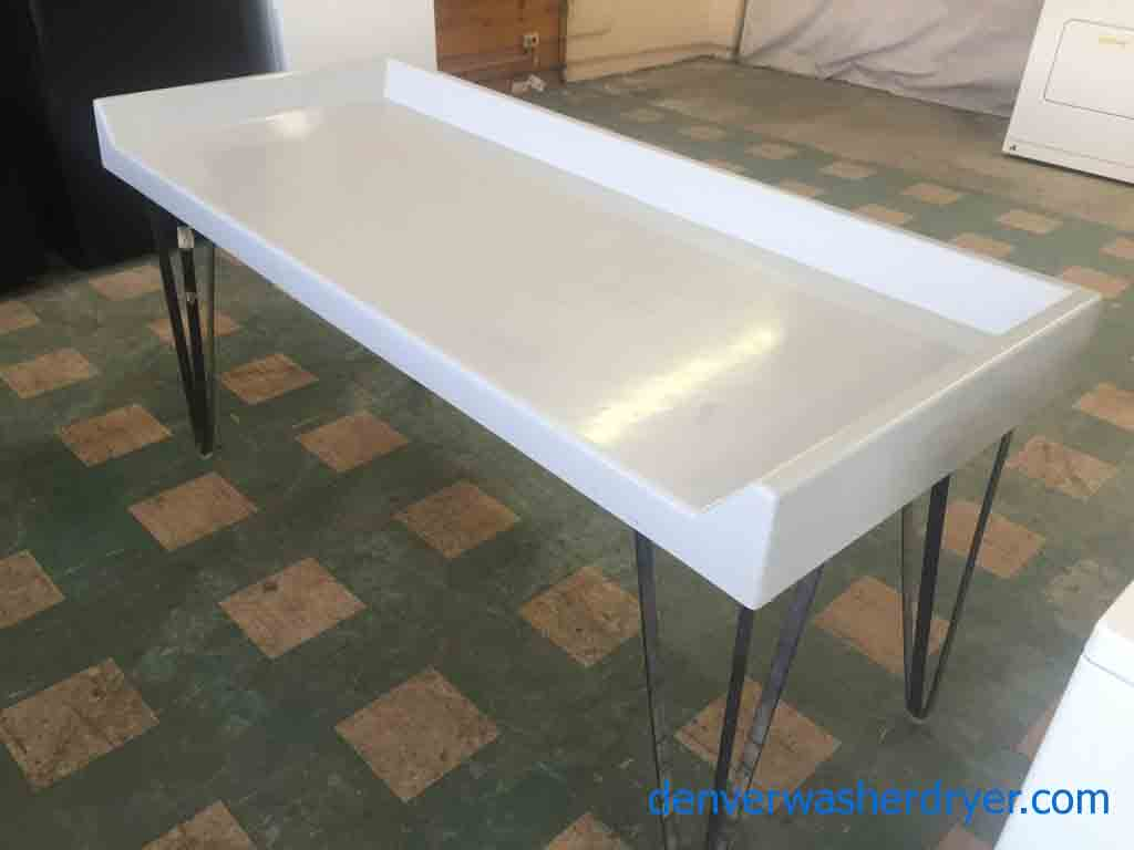 - Large Images For High Grade Laundry Room Folding Table - #2125