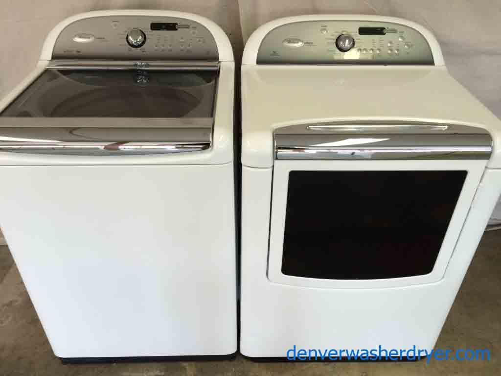 whirlpool cabrio platinum washing machine manual