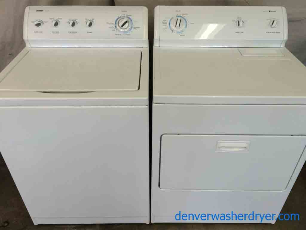 Large Images for Kenmore 700 Washer600 Dryer Full Featured Direct