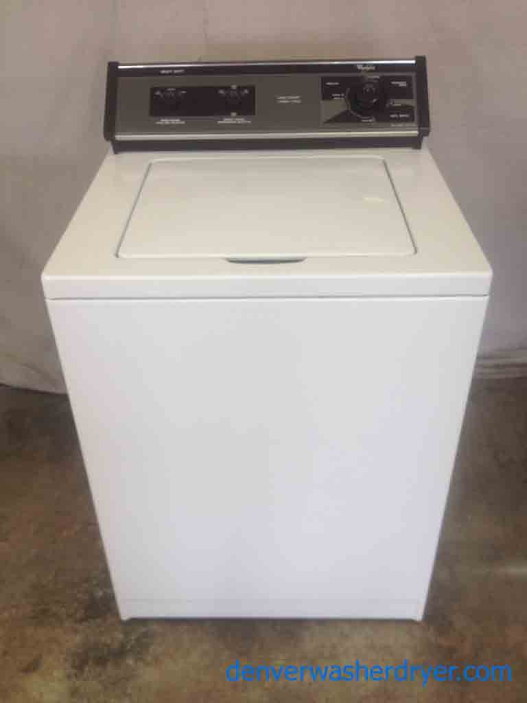 large images for whirlpool heavy duty washing machine 2304. Black Bedroom Furniture Sets. Home Design Ideas
