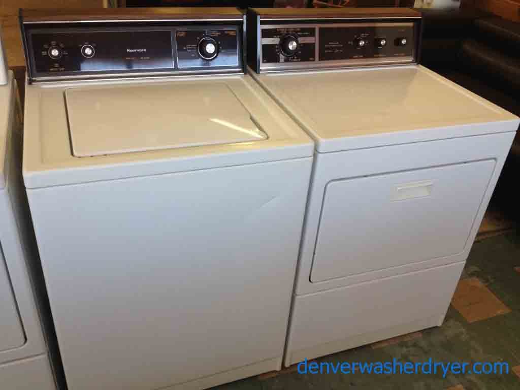 Kenmore washer series digs decor for Kenmore washer