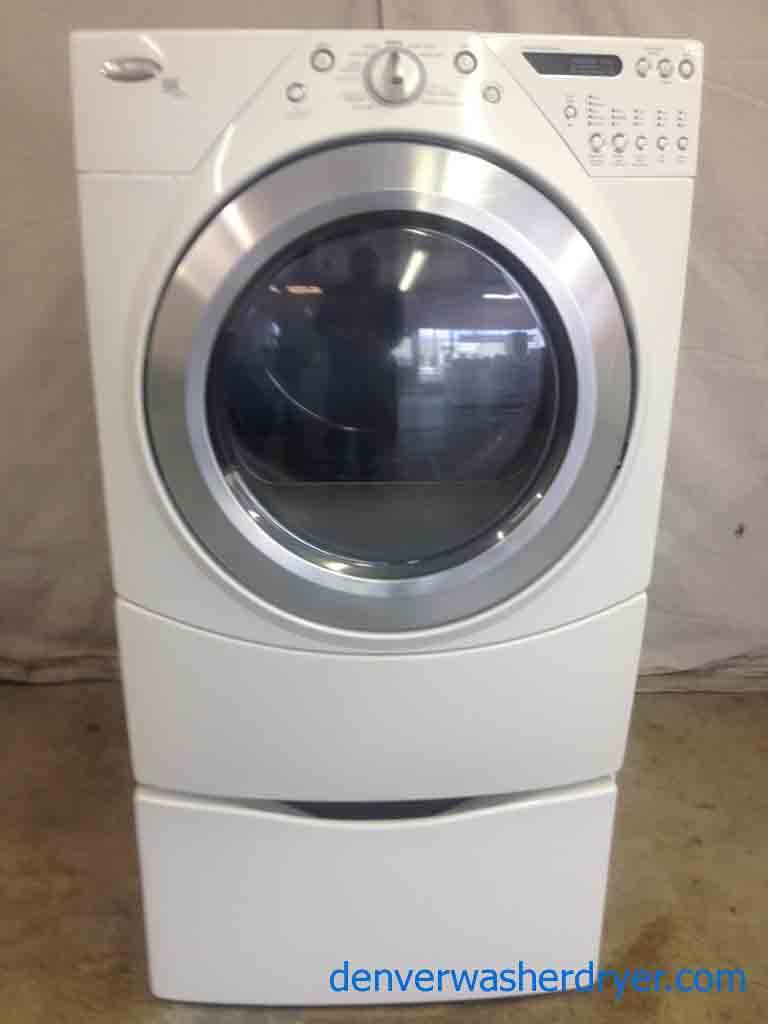 lg front load dryer manual