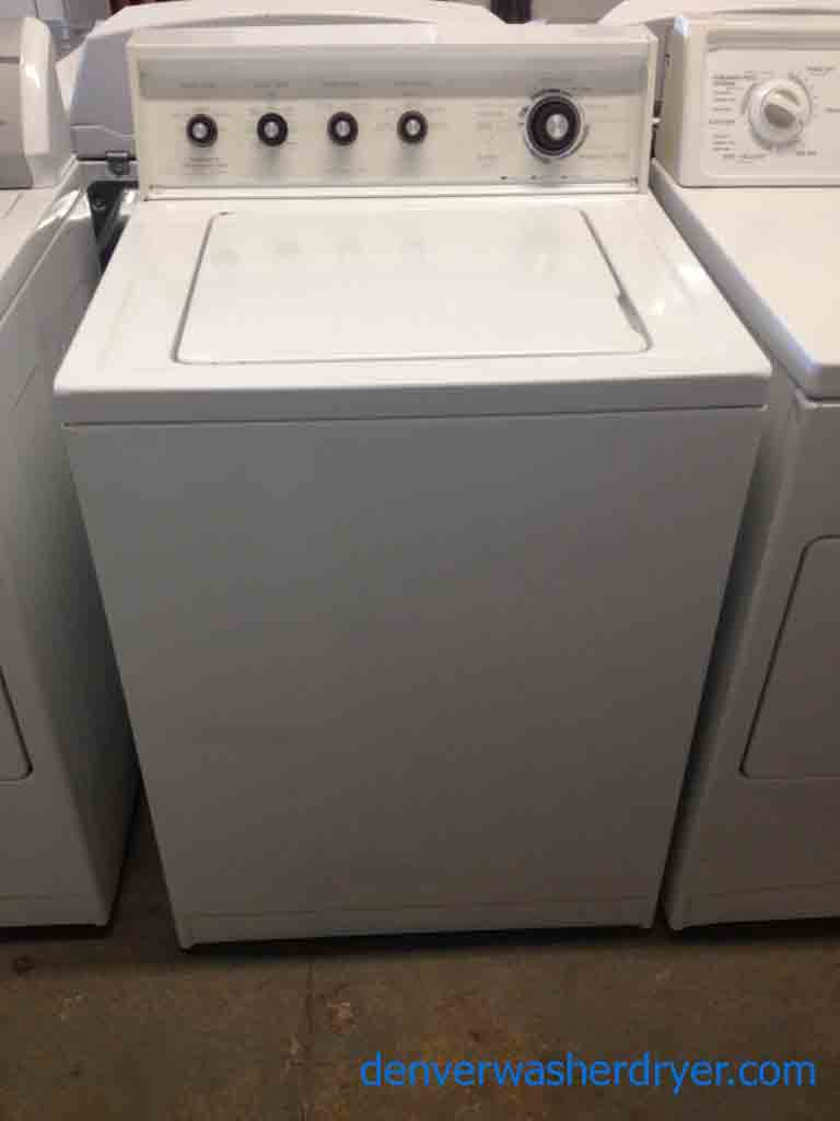 Large Images For Heavy Duty Kenmore 80 Series Washer 2471
