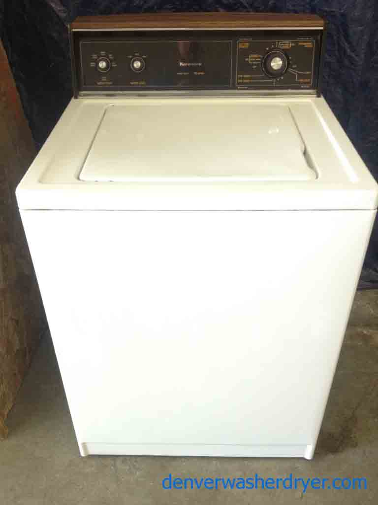 Large Images For Heavy Duty Kenmore 70 Series Washer With