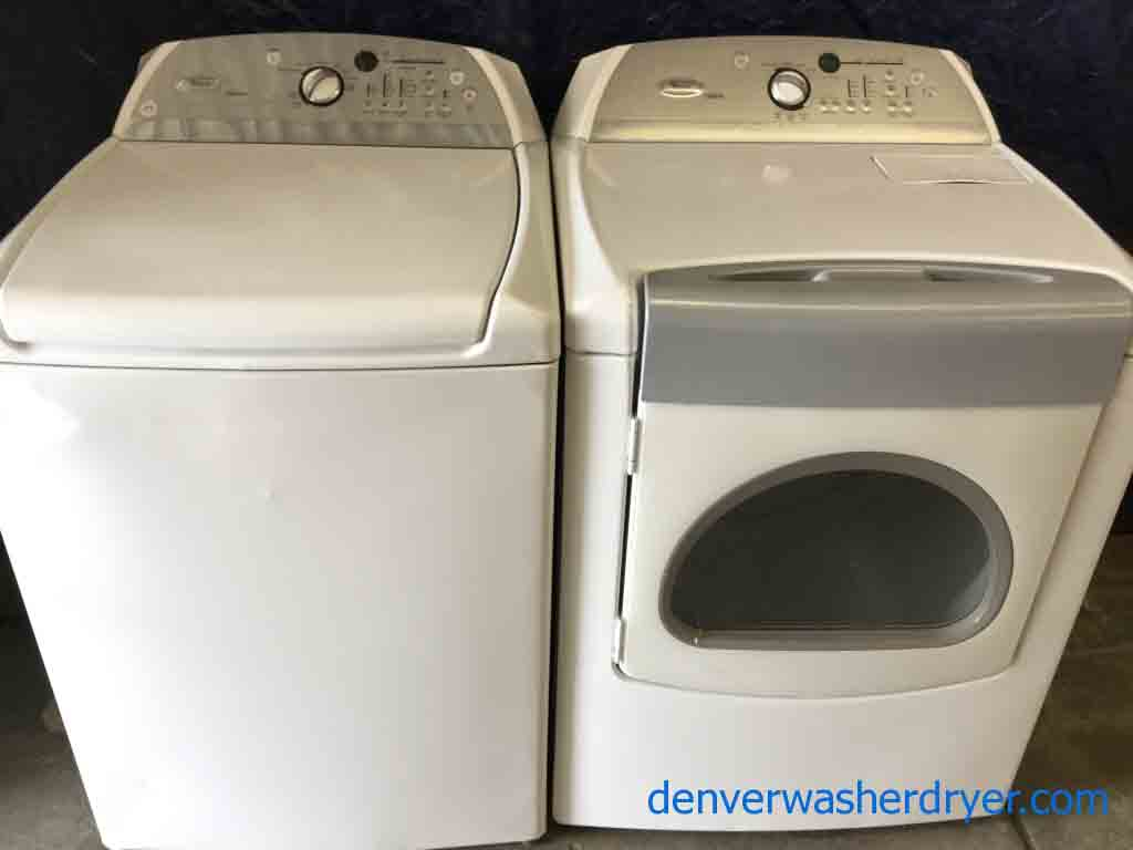 Large Images For Whirlpool Cabrio Agi Washer Dryer Set 2517