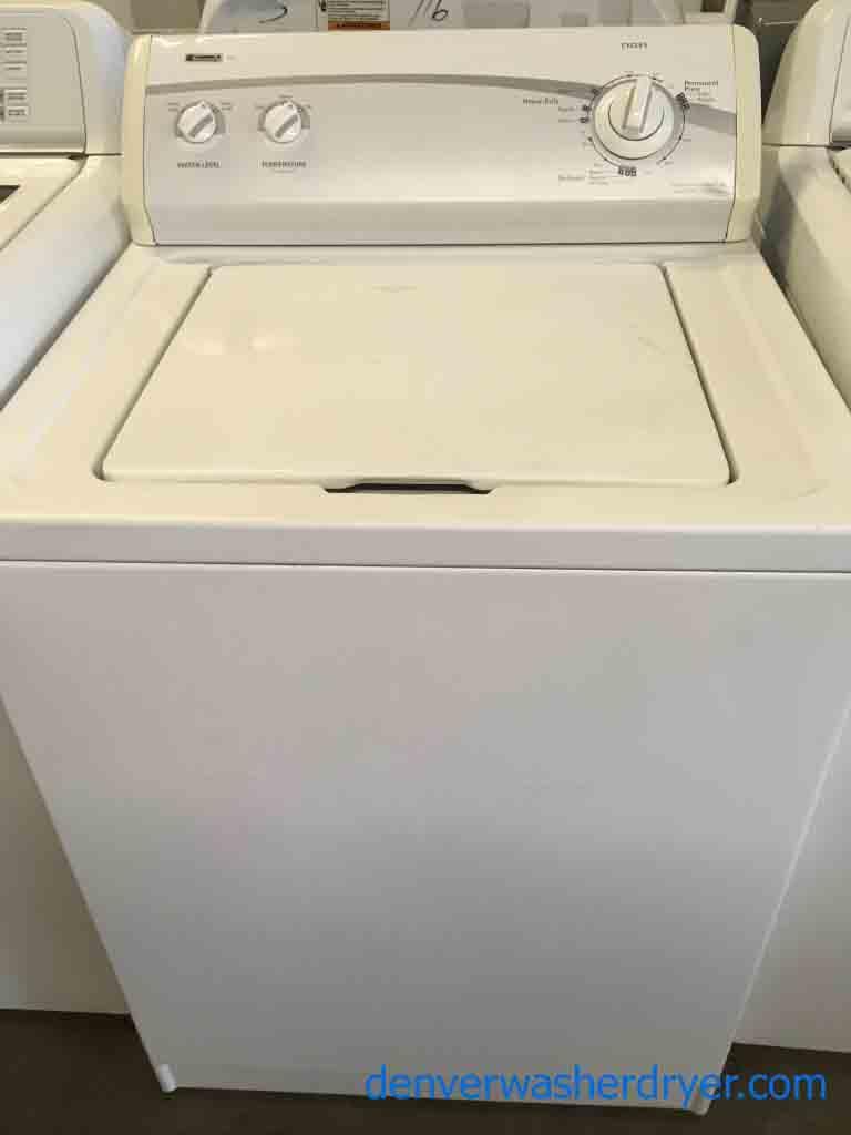 kenmore 400 washing machine
