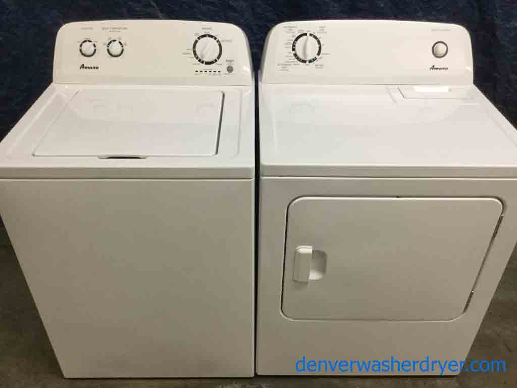Large Images For Amana Maytag Washer Dryer Set Full Size