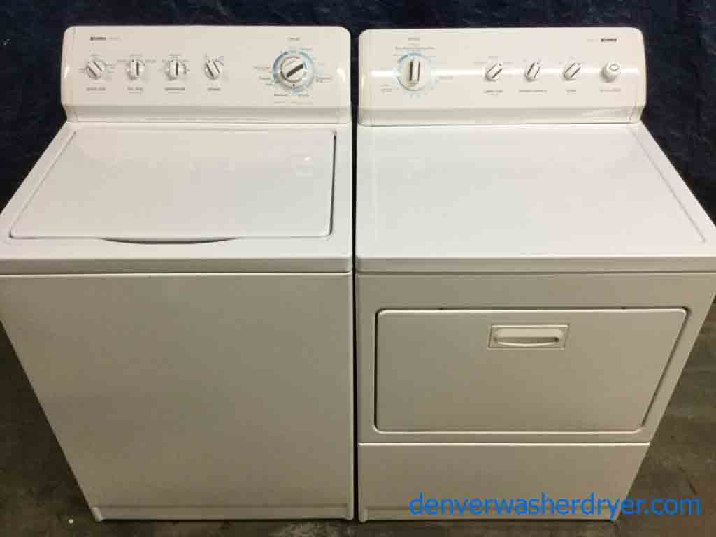 Large Images For Heavy Duty Kenmore 800 Series Washer