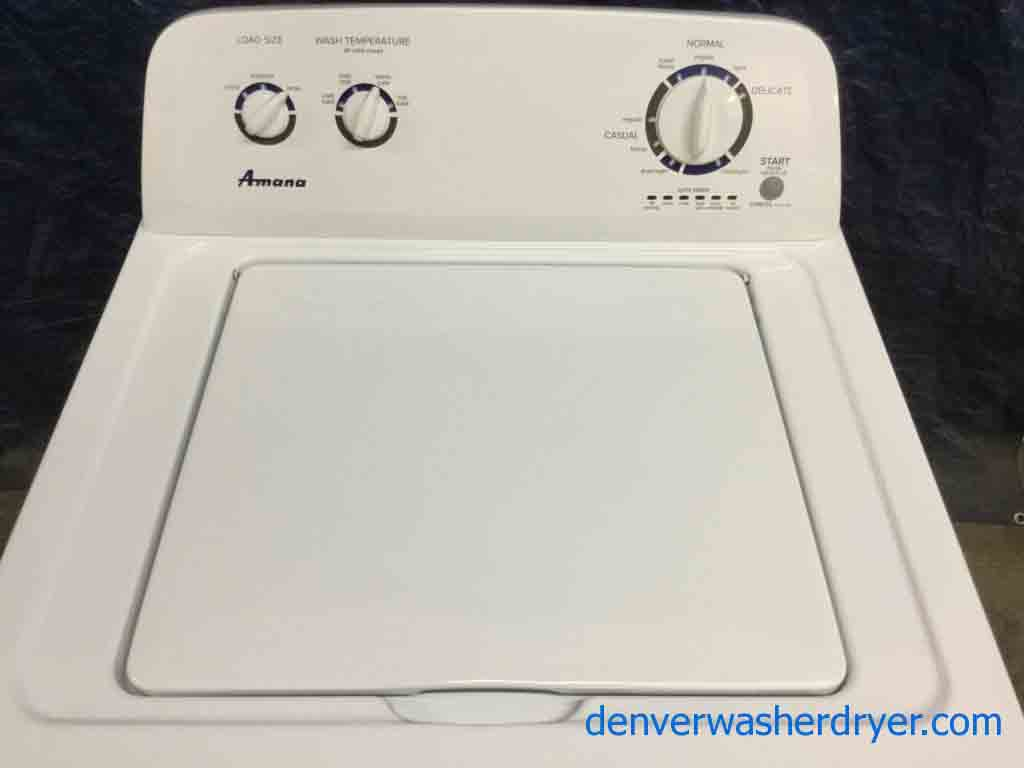 large images for american made amana washing machine with ag