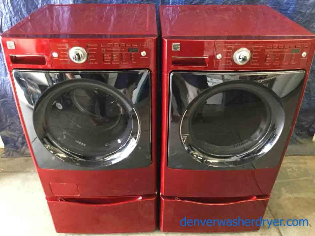 home dryers household kwd kenmore appliances set net orangedove washers elite washer dryer items pedestal