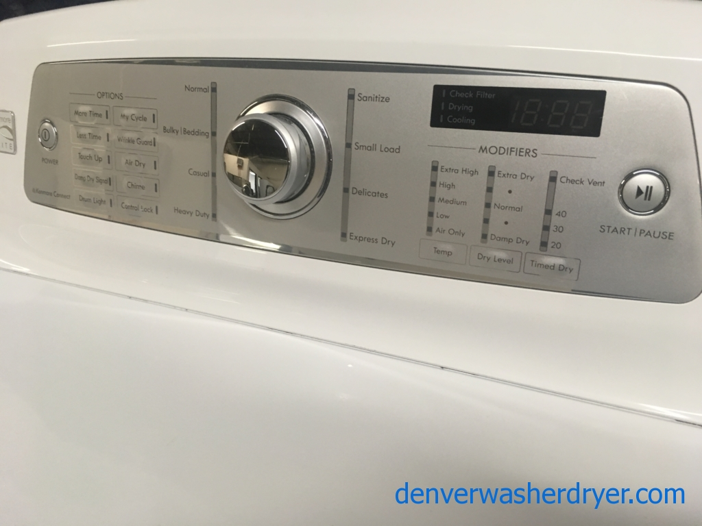 Large Images for Kenmore Elite HE Top-Load Direct-Drive