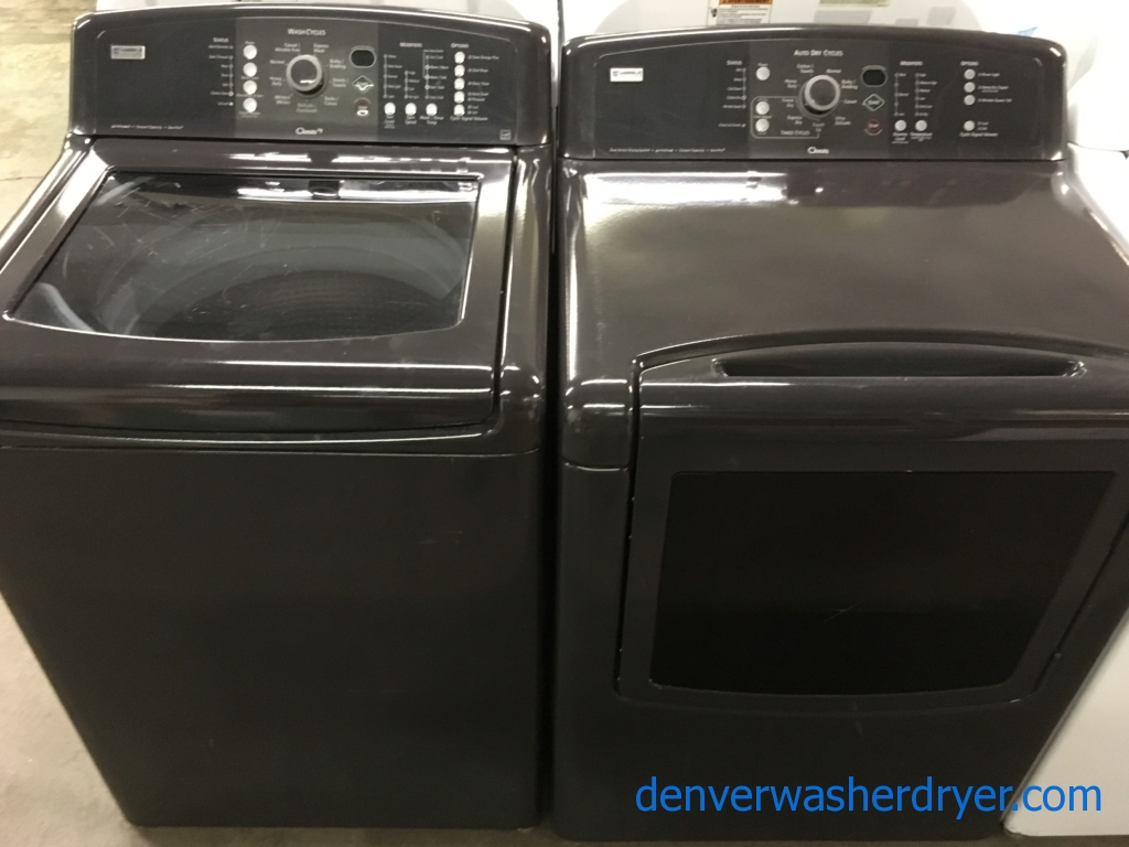 Kenmore Oasis Dryer Mensshape Wiring Diagram Quotes Slick Directdrive Washer Electric Metallic Grey Energy Star He Quality