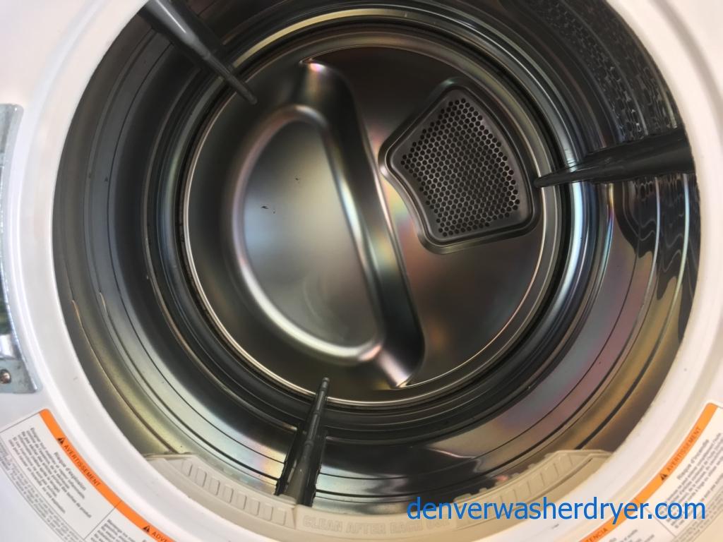 LG Gas Front Load Set, Quality Refurbished 1-Year Warranty