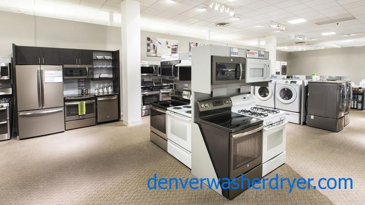 Inventory Options – Where to find good appliances